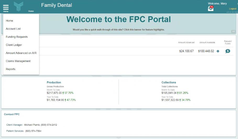 FPC Portal Page Graphic